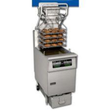 Pitco® SFSG6H-D Solstice™ Gas Fryer With EZ Lift Rack