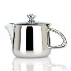 Steelite 5350S115 Worthy, Noble & Kent Kamina S/S 9 Oz Tea Pot