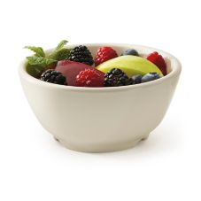 G.E.T. B-45-DI Diamond Ivory™ 10 Oz Deep Melamine Bowl - 24 / CS