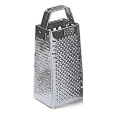 Adcraft® GS-25 S/S 4-Sided Tapered Grater
