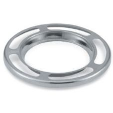 "Mirror Finish S/S Slotted Ring for Supreme Set, 5-3/16"" Diam"