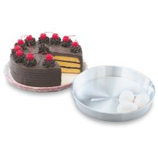 "Vollrath® 68099 Wear-Ever® Aluminum 9-5/8"" Cake Pan"