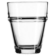 Anchor Hocking 73009 Stackables™ 9 oz Rocks Glass - 36 / CS