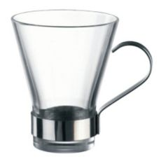 Bormioli Rocco 4945Q416 Ypsilon Cafe 11 Oz Coffee Glass - 24 / CS