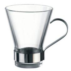 Bormioli Rocco 4945Q416 Ypsilon Cafe 11 Oz Coffee Glass - 24 / CS