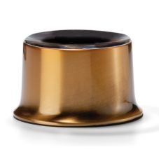 Hollowick® 500 Cocktail™ Satin Brass Metal Base