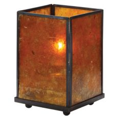 Hollowick Large Panel Lamp w/ Mica Panels