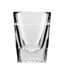 Anchor Hocking Lined 2 oz Whiskey Glass