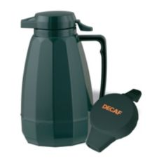 Service Ideas New Generation® Forest Green 1 liter Decaf Server