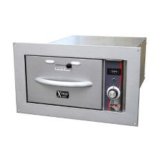 APW Wyott HDDIS-1 Single Slimline Countertop Holding / Warming Drawer