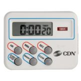 Espresso Supply 02625 Digital Shot Timer