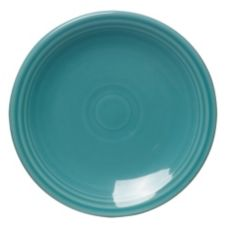 "Homer Laughlin China Fiesta® Turquoise 10½"" Plate"