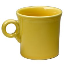 Homer Laughlin China 453320 Fiesta® Sunflower 10.25 oz Mug - Dozen