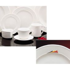 Homer Laughlin 7876513 Milford® Prime© Pasta Bowl - 12 / CS