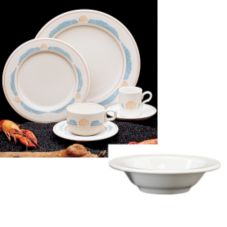 Homer Laughlin 3751273 Seville Sea Shells 4.25 oz Fruit Dish - 36 / CS