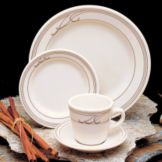 Homer Laughlin 2531052 Heartland Mocha© 13 oz Soup Bowl - 24 / CS