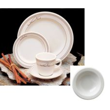 Homer Laughlin 1621052 Heartland Mocha© 4 oz Fruit Dish - 36 / CS