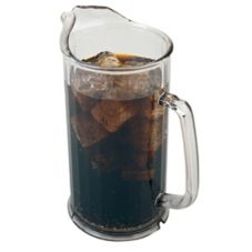 Cambro® P60CW135 Clear Camwear® Tall 60 Oz Pitcher