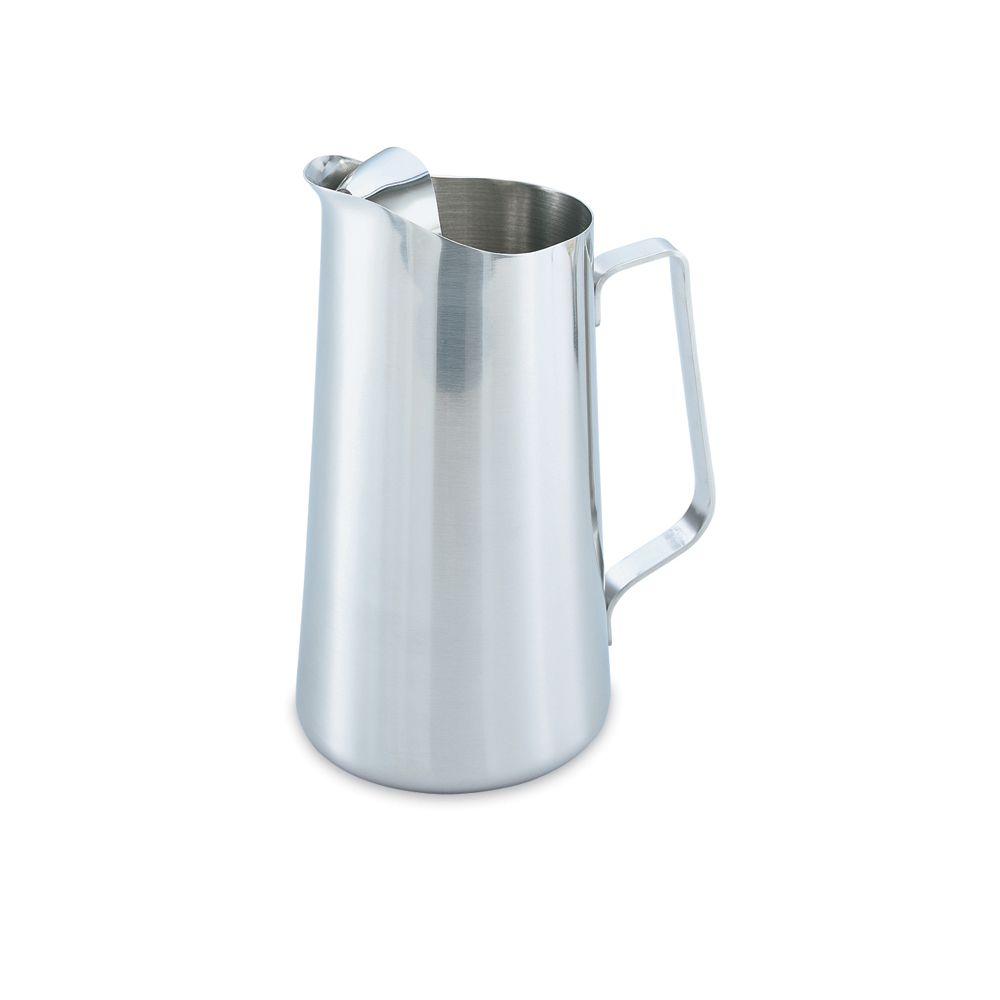 Vollrath Mirror Finish S/S Water Pitcher w/ Ice Guard, 2 Qt at Sears.com