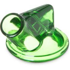 Carlisle® PS10309 Stor N' Pour Green Spout for Pourer
