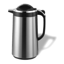Service Ideas TPS10 Push N' Serv™ Stainless 1 Liter Server