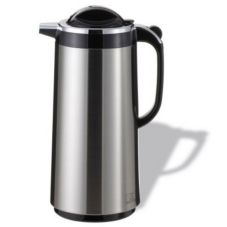 Service Ideas TPS19 Push N' Serv Stainless Steel 1.9 Liter Server