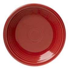 "Homer Laughlin China 464326 Fiesta® Scarlet 7-1/4"" Plate - 12 / CS"