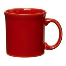 Homer Laughlin  570326 Fiesta® Scarlet 12 oz Java Mug - 12 / CS