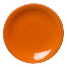 "Homer Laughlin China Fiesta® Tangerine 6-1/8"" Plate"