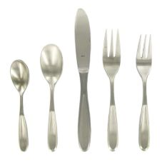 Walco Stainless 20B051 Modernaire 5-Piece S/S European Place Setting