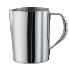 Service Ideas FROTH646 64 Oz. Stainless Steel Frothing Pitcher