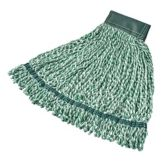 Rubbermaid® FGA85206GR00 Webfoot Microfiber String Mop - 6 / CS