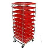 Jeb Sales ISR12HF Wire Bread / Bun Rack