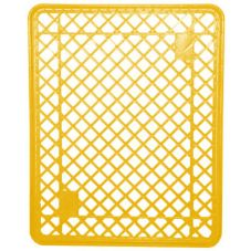 Jeb Sales YBKP-301 Yellow Plastic Bread Tray