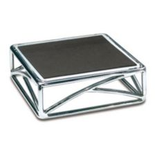 Delfin CR-662EM 6 x 6 x 2 Square Steel Element Cube Riser