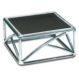 "Delfin 6"" x 3"" Element Steel Cube Riser"