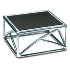 "Delfin CR-663EM 6"" x 3"" Element Steel Cube Riser"