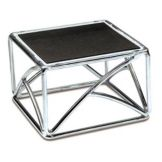 "Delfin CR-664EM 6"" x 4"" Element Steel Cube Riser"