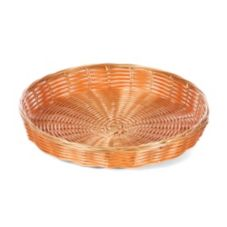 "Willow Specialties 11"" Round Basket Tray"