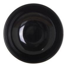 Carlisle Salad Bowl, Black, 10 oz