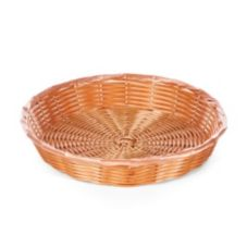 """Willow Specialties 4164.12 12"""" Round Basket Tray"""