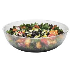 Cambro Camwear® Round Bowl, Pebbled, 11.2 Qt