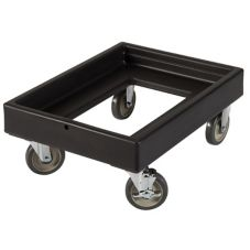 Cambro Black Camdolly w/o Handle