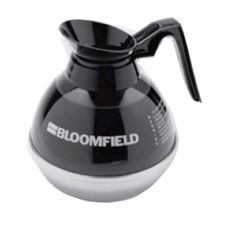 Bloomfield REG8890BL24 Impact-Resistant Decanter with Black Handle