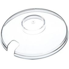 Carlisle® CM103307 Coldmaster® Clear Slotted Lid