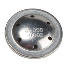 BUNN® 1082.0002 Stainless Steel 6-Hole Sprayhead (6-098)