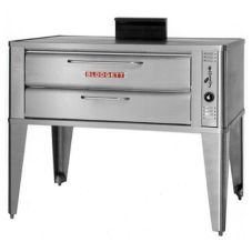 "Blodgett 911P SINGLE S/S Deck Type 33"" Gas Single Pizza Oven"