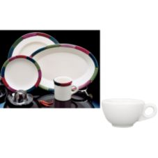 Homer Laughlin China 1051697 Tones 8 oz Boston Cup - 36 / CS