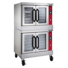 Vulcan Hart VC44EDS/S Double Deck Electric Convection Oven