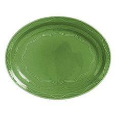 "Syracuse® 903035008 Cantina® Sage 11-5/8"" Platter"